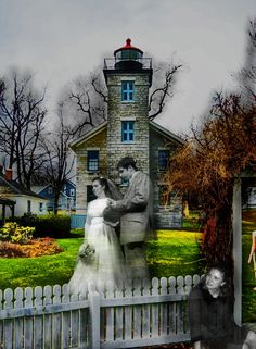Ghosts of Our Past: Digital Art Project