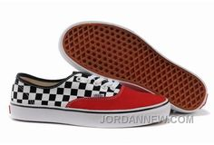 http://www.jordannew.com/vans-red-black-white-checkerboard-mens-shoes-authentic.html VANS RED BLACK WHITE CHECKERBOARD MENS SHOES AUTHENTIC Only 70.20€ , Free Shipping!