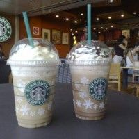 Starbucks White Chocolate Mocha Recipe. im sure it doesnt taste like the real thing, but worth a try.