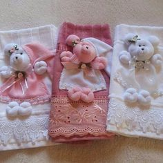 Towel Crafts, Square Blanket, Galaxy Wallpaper, Baby Sewing, Maya, 3 D, Bunny, Teddy Bear, Gift Wrapping