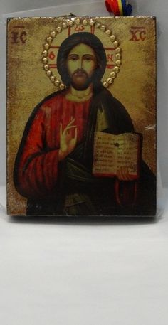 $23 Greek Orthodox  Icons on Wood, info@bijuterie-online.ro