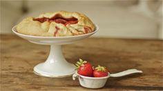 Lykkelig - mein Foodblog: I'm in love with Erdbeer-Galettes