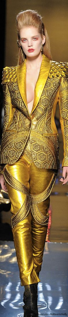 Jean Paul Gaultier Haute Couture | F/W 2014-2015 | The House of Beccaria | House of Beccaria~