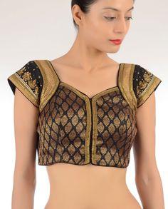 Divya Kanakia's Sexy Bollywood Blouses.