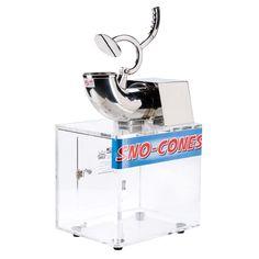 Carnival King SCM250 Snow Cone Ice Machine - 120V