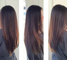 asian girl with straight balayage                                                                                                                                                                                 More