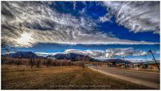 The FLATIRON Mountains, Boulder, CO.