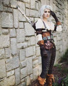 #ciri #witcher3 #cosplay by @theladeedanger || Photo: @josephchilin  _____  #thewitcher #cirillaofcintra #geraltofrivia #trissmerigold #cirilla #gaming #yennifer #gamer #gamergirl  #cosplayer #cosplaygirl #badass #badasscosplay #instadaily #instagood #instacool #igers #igdaily #igaddict #ignation #beautiful #xboxone #Xbox #ps4 #nintendo