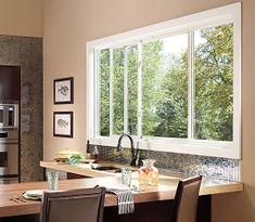 Pella - Sliding Windows | Northtowns Remodeling Corp.