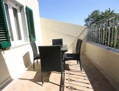 Terrasse appartement Sardinien