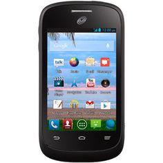Straight Talk ZTE Valet Z665C Prepaid Cell Phone