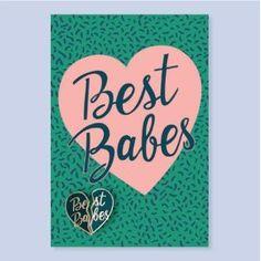 Best Babes Pin