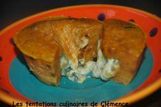 Recette - Extra-moelleux de potiron, noix au coeur coulant de bleu - Notée 4.1/5 par les internautes