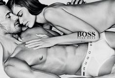 Christian Anwander - Hugo Boss Bodywear 2013