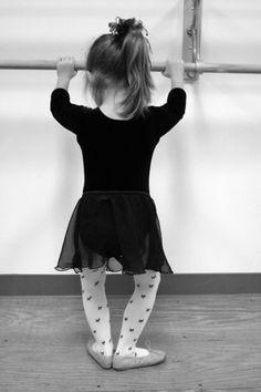Little French ballerina