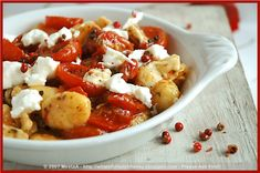 Caramelized tomatoes & gnocchi. Count me in. - This was delish! AC and I ate it all in one night. 5/5