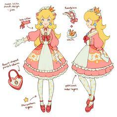 Super Mario Princess, Nintendo Princess, Mario Fan Art, Super Mario Art, Super Mario Brothers, Ninga Turtles, Peach Mario, Princesa Peach, Anime Pixel Art