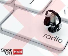 ¿Aún utilizas la radio en el hold de tu teléfono?  Maximiza ese tiempo con nosotros. Llama a #SpotOnHold.  www.spotonhold.com 1-888-957-8088