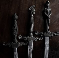 Swords. Knights of the Round Table