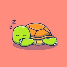Dream Illustration, Character Illustration, Cute Baby Sleeping, Happy Family Photos, Cute Turtles, Cute Sloth, Cartoon Coloring Pages, Cute Frogs, Kids Sleep