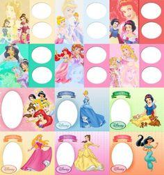 Disney Princess Digital Scrapbook Kit