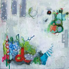 This abstract series is full of mixed media. To see more of my work or to sign up for my newsletter, please visit www.lorrakurtz or @lorrakurtz Abstract Paintings, Contemporary Paintings, Mixed Media, Sign, Fine Art, Artist, Artists, Abstract Drawings, Signs