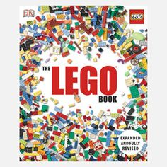 """Buy LEGO Book at Mighty Ape NZ. Discover the wonders of the LEGO[registered] universe with """"The LEGO Book"""". Explore and celebrate the fascinating story of LEGO and its much-loved toy. History Of Lego, Legoland Theme Park, Lego Books, Children's Books, Grade Books, Music Books, Fiction Books, Dk Publishing, Software"""