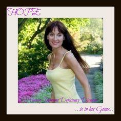 Joanna Has Hope Despite Suffering From Primary Immune Deficiency Disease (PIDD)