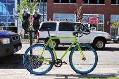Republic Bike #fixie #bicycle