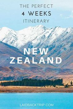 Best Way To Safeguard Your Investment Decision - RV Insurance Policies New Zealand Itinerary Plan Your Perfect 4 Weeks Itinerary Best Places To Visit Ultimate Guide Cool Places To Visit, Places To Travel, Travel Destinations, Places To Go, New Zealand Itinerary, New Zealand Travel Guide, Auckland, Travel Guides, Travel Tips