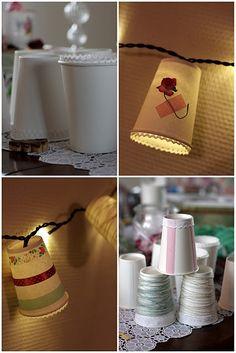 Luzes de Natal com deixar suas luzinhas diferentes | Christmas