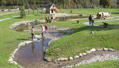 Donauwelt Engelhartszell Golf Courses, Garden Art, Road Trip Destinations, Places, Destinations, World, Vacation, Nature, Viajes