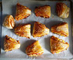 Lístkové trojuholníky - 6b French Toast, Food And Drink, Breakfast, Basket, New Years Eve, Morning Coffee