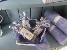 Lavender Biscuits Dollhouse Miniatur for Sale in my etsy shop