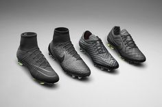 Here Nike turns attentions to its soccer initiative – Nike Academy – which trains elite young soccer players for the professional stage. At the academy, players are not only treated to world-class coa...