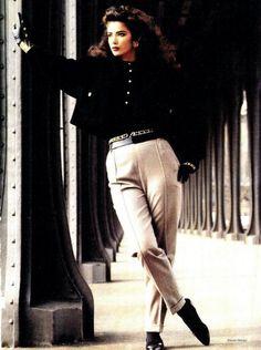Linda Spierings 80s