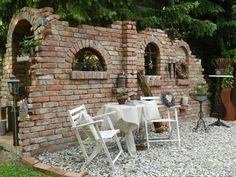 16 Great ideas to make your own, which fit great in your garden! – Page 13 of … - Garden Design Outdoor Spaces, Indoor Outdoor, Outdoor Living, Outdoor Decor, Pond Design, Garden Design, Outdoor Projects, Garden Projects, Design Jardin