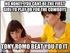 """Boom!! But I see a typo there.... I think she meant """"cowgirls"""" haha"""