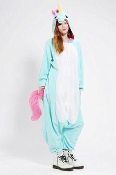 pyjama licorne, onesie