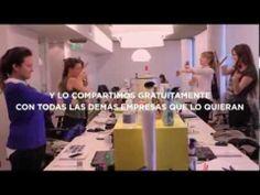 Otra excelente campaña de Coca-Cola que obliga a dejar la vida sedentaria y rutinaria por unos minutos y realizar ejercicio en la oficina.