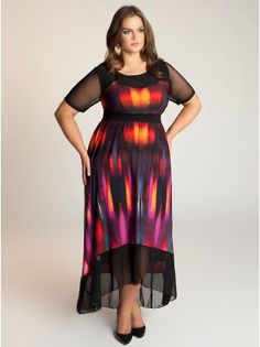 Obsessed with this Patricia Plus Size Maxi Dress from @IGIGI by Yuliya Raquel by Yuliya Raquel #plussize