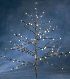Konst Smide 90cm Outdoor Decorative Illuminated Clear LED. Beautiful sparkles at the tip of every branch.