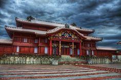 首里城(沖縄) Shuri Castle, Okinawa, Japan