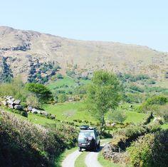 Ireland where the speed limit seems to always be 100...you just have to watch for crossing sheep.  #vanagonlife #vanlife #ireland #emeraldisle #wildatlanticway #travelstoke #westylife #westfalia #campvibes #vw #wild #roadtrip #ontheroad #exploremore #getoutstayout #vanlifediaries #overland #adventuremobile #homeiswhereyouparkit #natgeotravel #theplaidzebra #syncrolife #adventure #memoriesbeforestuff #sheexplores #gypsylife by heretodayvanagontomorrow