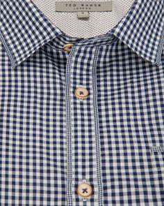 5496e7f18be Kết quả hình ảnh cho men shirt ted baker Mens Garb, Mens Designer Shirts,