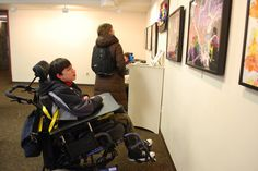 Carmel's Brennan Baumann, a student at the Pines Bridge School, got to see his artwork displayed at Katonah Library. http://www.pnwboces.org/News/KatonahExhibit.html