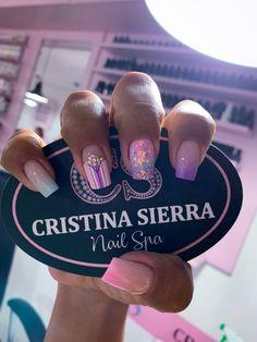 Semi Permanente, Transparent Nails, French Nail Art, Nail Ring, Love Nails, Short Nails, Nails Inspiration, Hair And Nails, Nail Colors