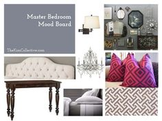 {Closet Inspiration} Master Bedroom Estilo Hollywood Regency, Master Bedroom, Bedrooms, Gallery Wall, Closet, House, Inspiration, Home Decor, Master Suite
