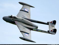 De Havilland (FW Emmen) Venom FB50 (DH-112) aircraft picture