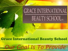 Grace International Beauty School is authorizing which holds us to a higher standard of value, prepared, and authorized beauty educators conduct intuitive classes. Our school has an understudy salon where you will take a shot at genuine customers.